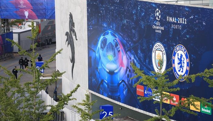 Фанаты Ман Сити и Челси были вовлечены в столкновения с португальской полицией