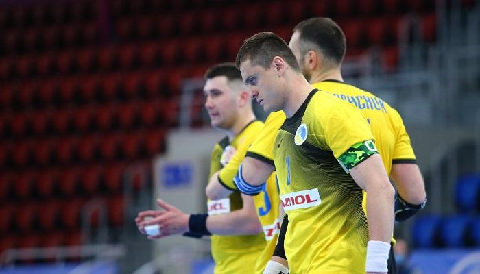 Мужская сборная Украины по гандболу выступит на турнире Yellow Cup перед стартом на Евро-2022