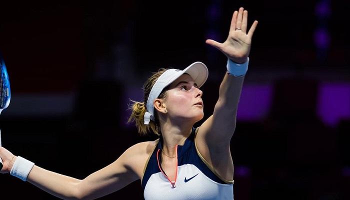 Завацька на відмові вилетіла із турніру WTA у Болі