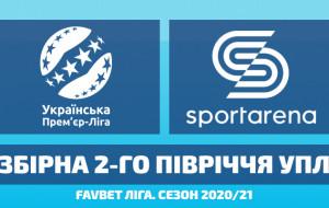 Все о весне: главные цифры и символическая сборная второго полугодия Favbet Лиги