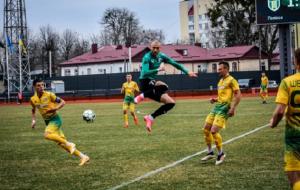Альянс в красочном матче с шестью голами переиграл Полесье