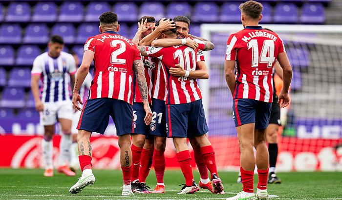 Атлетіко став чемпіоном Іспанії в сезоні 2020/21
