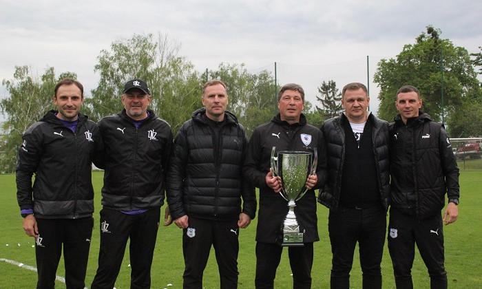 Юрий Бакалов: Я был очень приятно удивлен уровнем аматорского футбола