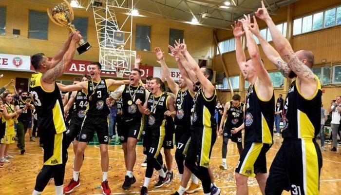 БИПА стала чемпионом Высшей лиги и вышла в Суперлигу