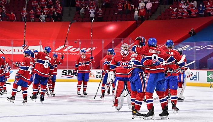 НХЛ. Монреаль сравнял счет в серии с Торонто, Бостон победил Айлендерс