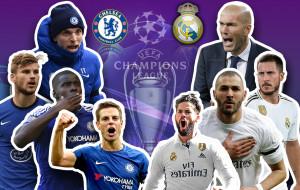 Челси — Реал Мадрид 2:0 онлайн трансляция матча
