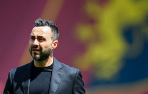 Екс-тренер Динамо Лонго: «Шахтар був створений для Де Дзербі»
