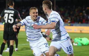 Динамо – Зоря. Відео огляд матчу за 13 травня