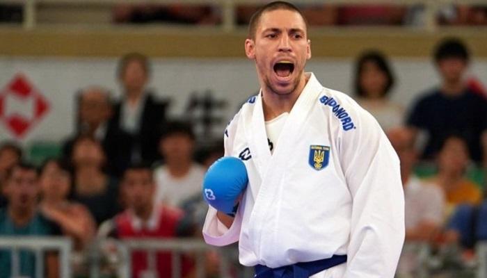 Украинец Горуна завоевал историческое «золото» на ЧЕ по каратэ