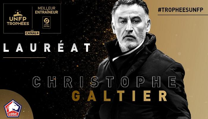 Галтье признан лучшим тренером чемпионата Франции в сезоне 2020/21