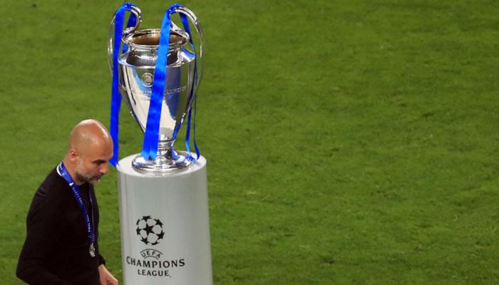 Гвардиола: «Для всего первого финала Лиги чемпионов мы сыграли хорошо»