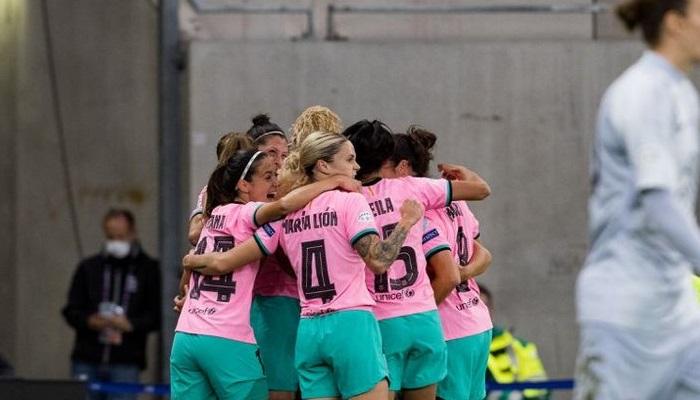 Барселона розгромила Челсі у фіналі жіночої Ліги чемпіонів