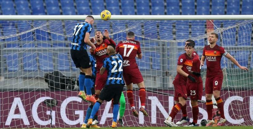 Интер Рома онлайн трансляция