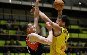Киев-Баскет удвоил преимущество над Черкасскими Мавпами в плей-офф Суперлиги