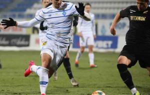 Колос — Динамо 0:3 онлайн трансляция матча