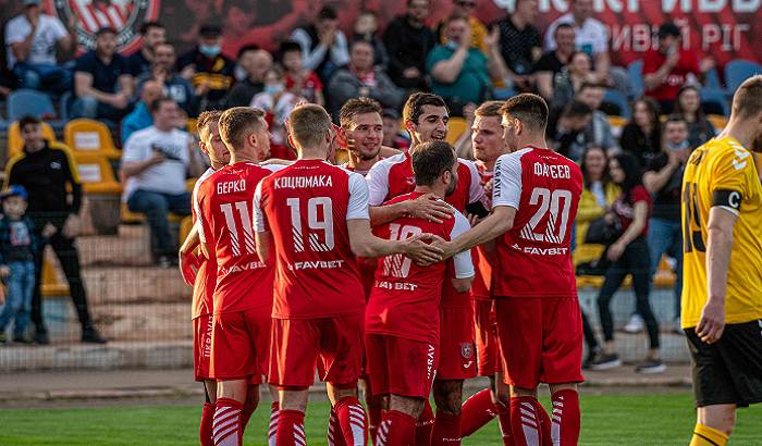 Кривбас офіційно оформив вихід у Першу лігу