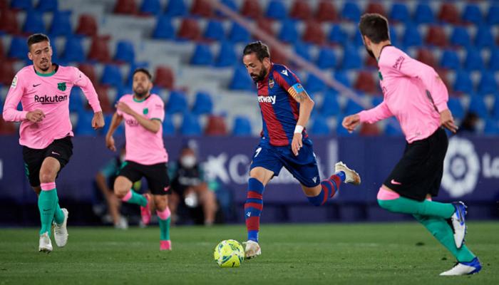 Барселона - Сельта где смотреть в прямом эфире трансляцию матча