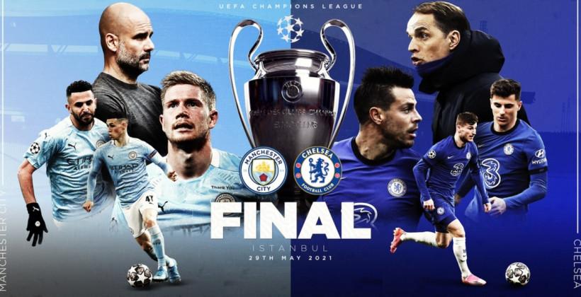 Футбол 1 Ман Сити Челси