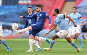 Манчестер Сити — Челси 1:2 онлайн трансляция матча