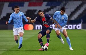 Манчестер Сити — ПСЖ 2:0 онлайн трансляция матча