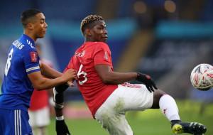 Манчестер Юнайтед — Лестер 1:2 онлайн трансляция матча