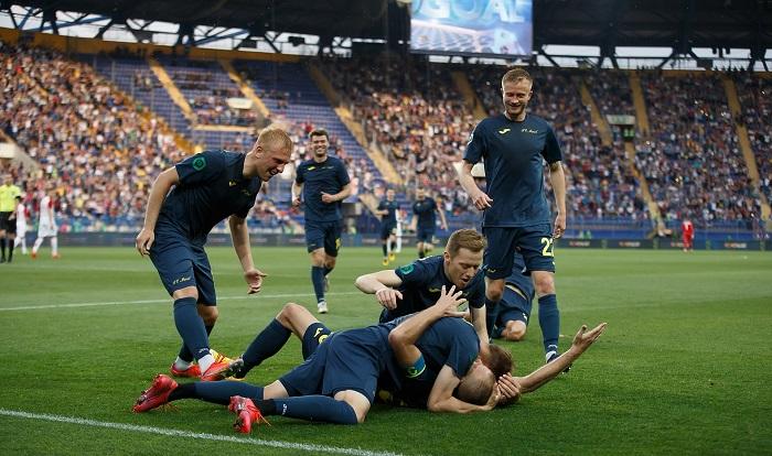 Апанчук, Студенко та голи через себе: вся збірна 24-го туру Другої ліги