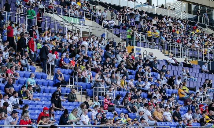 Металлист 1925 стал самым посещаемым клубом Первой лиги в сезоне 2020/21