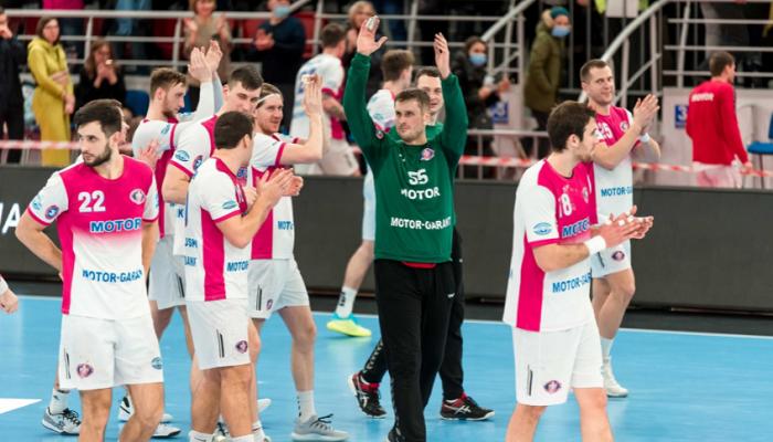 Мотор став переможцем гандбольної Суперліги 2020/21