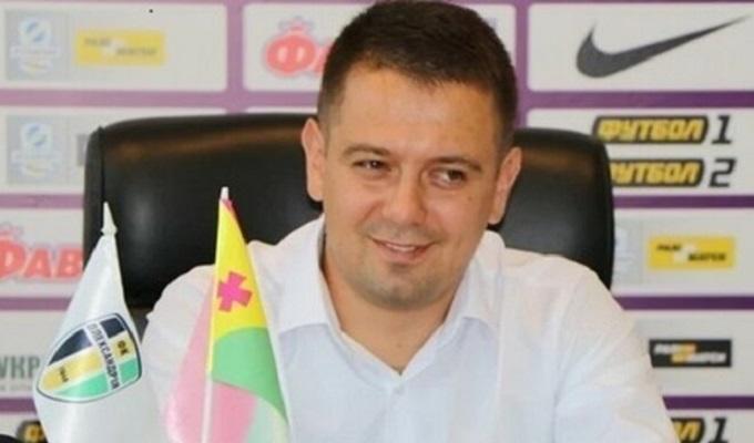 Директор Александрии Китаев: «Гура неоднократно доказывал свою профпригодность и заслужил шанс в УПЛ»