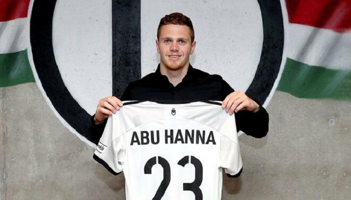 Абу Ханна підписав контракт з Легією