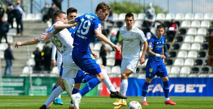 Динамо разгромило Колос в последнем туре Favbet Лиги