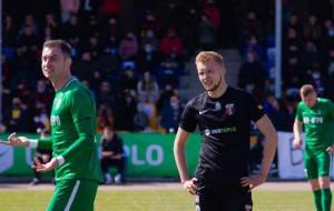 Нападающий Вереса Гайдучик пропустит два матча из-за повреждения