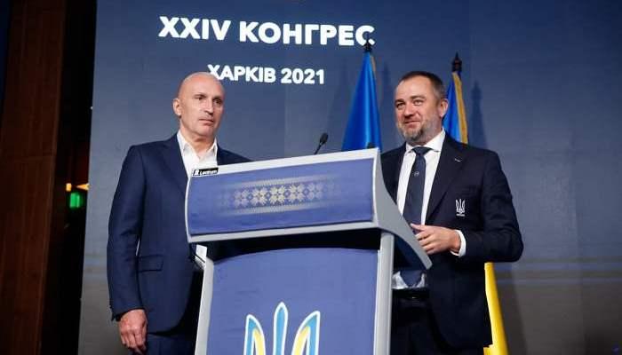 Павелко: «УАФ и УЕФА поддерживают возрождение Металлиста»