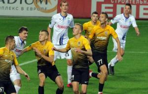 Агробізнес обіграв Чорноморець і вийшов на третє місце Першої ліги