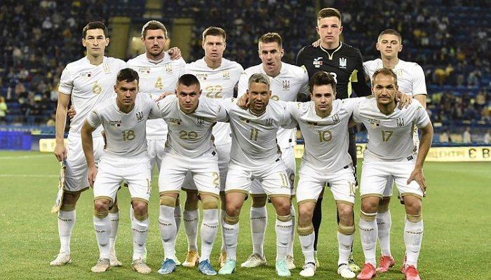 Украина осталась на 24-м месте в рейтинге ФИФА