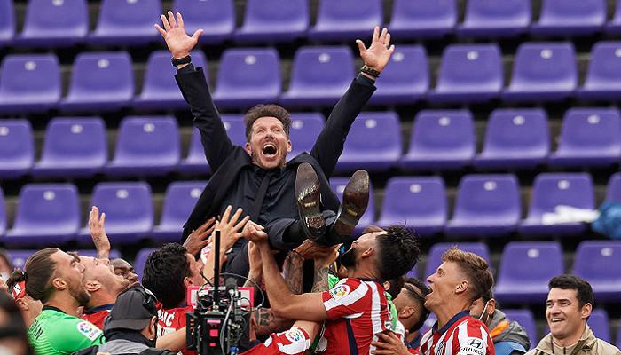 Симеоне продлит контракт с Атлетико. Он станет самым высокооплачиваемым тренером в мире