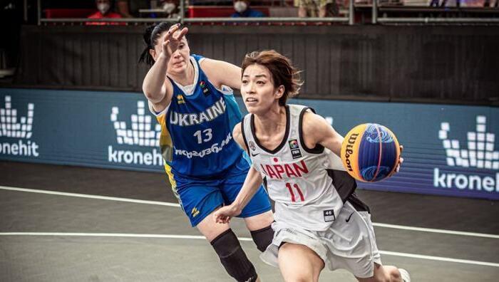 Женская сборная Украины по баскетболу 3×3 не преодолела квалификацию на Олимпиаду-2020