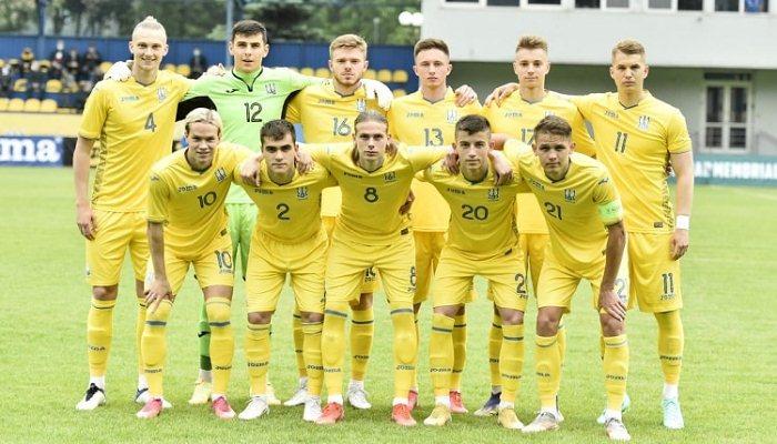 Молодежная сборная Украины проиграла Азербайджану на турнире памяти Лобановского
