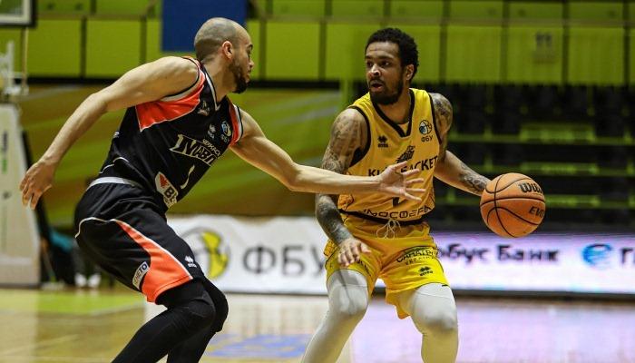 Киев-Баскет победил Черкасские Мавпы в стартовом матче плей-офф Суперлиги