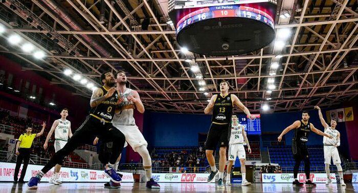 Суперліга. Київ-Баскет вийшов вперед у півфінальній серії з Запоріжжям