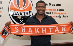 Марлон: «Для меня большая честь подписать контракт с Шахтером, чувствую себя избранным»