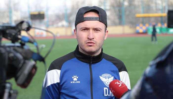 Рябий залишив пост головного тренера Перемоги