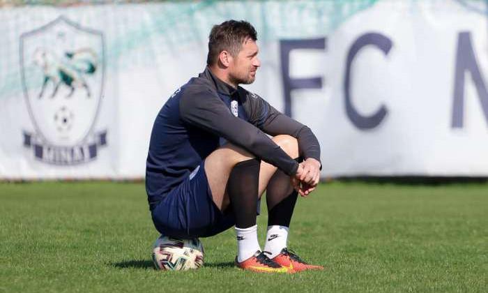 Милевский: «Захочу ли я дальше играть в футбол — посмотрим»