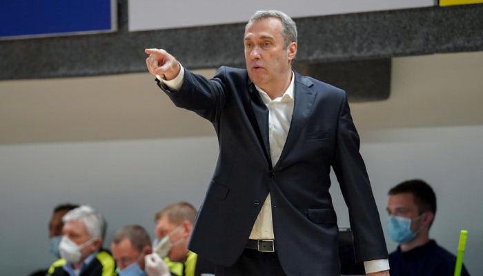 Гінзбург не буде керувати Прометеєм у фіналі Суперліги