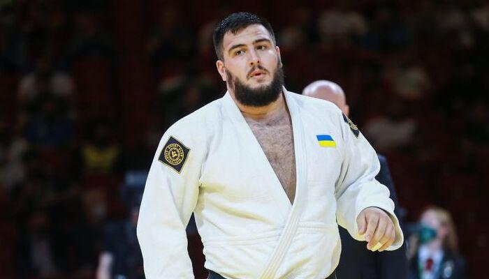 Українець Хаммо — бронзовий призер чемпіонату світу з дзюдо