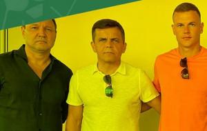 Полісся підписало екс-гравця Колоса і Олександрії Сахневича