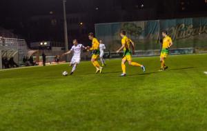 Оболонь перемогла Полісся в матчі з трьома пенальті