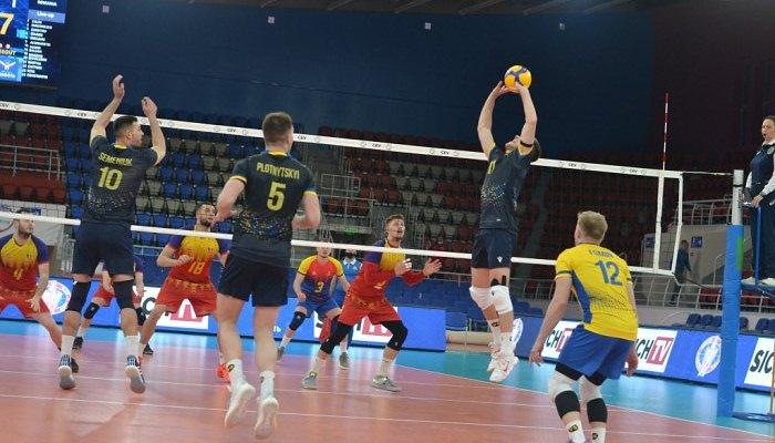 Збірна України з волейболу вийшла до фіналу Золотої Євроліги