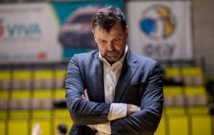 Будівельник продовжив контракт з головним тренером Міглінієксом