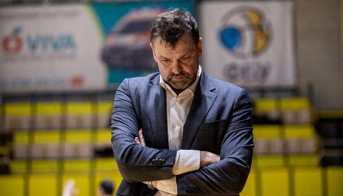 Будивельник продлил контракт с главным тренером Миглиниексом